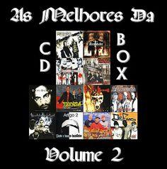 As Melhores Da CD Box Volume 2 (2013) Download - Baixe Rap Nacional