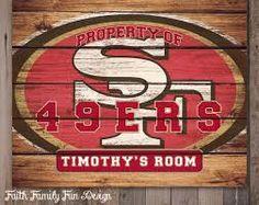 Image result for san francisco 49ers signage