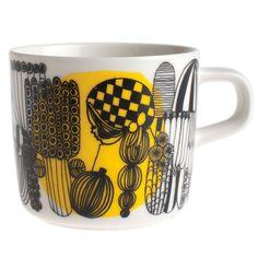 Siirtolapuutarha kaffekopp i gruppen Servering / Kopper & Krus / Kaffe & Tekopper hos ROOM21.no (104027)
