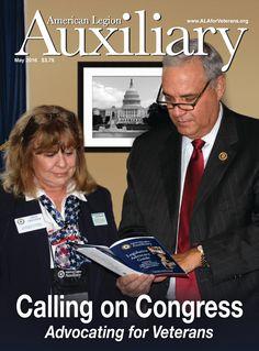 Auxiliary magazine, Vol. II, May 2016 American Legion Auxiliary, American Legions, Essay On Patriotism, Princeton University, College Essay, Student Work, Magazine Covers, Lady, Professor