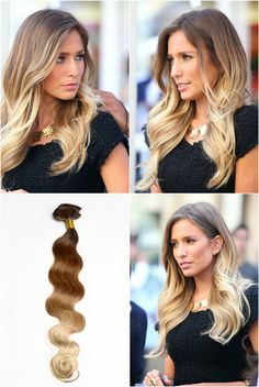 Celebrity Highlights Looks - Your Look With Hair Extensions On .- Experience from 8 celebrity highlights looks – to enhance your look with hair extensions - Hair Extensions Best, Clip In Hair Extensions, Luxy Hair, Afro, Love Your Hair, Hair Affair, Hair Today, Hair Dos, Pretty Hairstyles