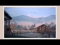 fog&watercolor - YouTube