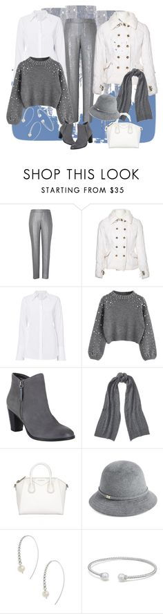 """Baby Its Cold Outside"" by mb-magic-styles ❤ liked on Polyvore featuring Avery, Ermanno Scervino, A.L.C., MIA, Polo Ralph Lauren, Helen Kaminski, Lagos and David Yurman"