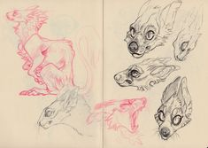 Sylias sketches by LiLaiRa