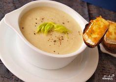 Крем-суп из индейки для ребенка - пошаговый рецепт с фото на Повар.ру