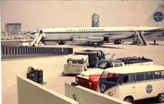 """My dad worked Fleet Service in LAX. """"With Love, The Argentina Family~Memories of Tango and Kugel; Mate with Knishes""""- Available on Amazon, #PAN AM, #MEMOIR, #ARGENTINA, #COMING OF AGE"""