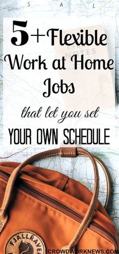 There are many work at home jobs which are so flexible that they let you set your own schedule. Check out these 5+ work from home jobs and hustles that are perfect for work life balance.