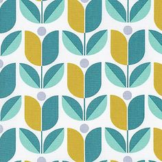 Aqua Modern Flower Fabric from Joel Dewberry's True Colors Collection by Free Spirit by DeesArmoire on Etsy https://www.etsy.com/listing/285314947/aqua-modern-flower-fabric-from-joel