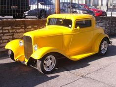 custom hot rod designs | Custom 1932 Ford Hot Rod Body and Paint Restoration by Doug Jenkins Garage #hotrodsclassiccars
