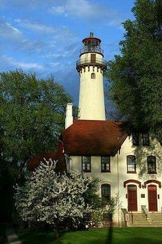 Gross point lighthouse, Evenston, Ill.