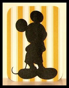 Around the Block with scrapalette: Disney Journaling Cards