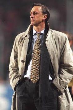 Johan Cruyff, born 25 April 1947, first team coach FC Barcelona (1988-1996)