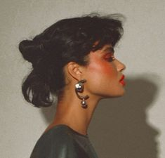 "Vintage Makeup driflloon: ""eighties disco: daniela braga for harper's bazaar arabia july 2018 "" - Makeup Inspo, Makeup Inspiration, Beauty Makeup, Hair Makeup, Hair Beauty, Pretty People, Beautiful People, Images Esthétiques, Vintage Makeup"