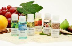 Linea cortesia per hotel Natural Mix: il concetto di aromaterapia in hotel | Allegrini Amenities