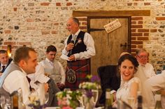 Father of the bride speech at Upwaltham Barns