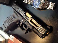 Custom Glock by Salient Arms International