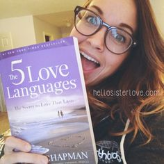 5 languages of love by gary chapman