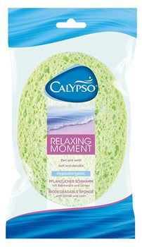 Calypso Relaxing Moment Bath Sponge Calypso Relaxing Moment Bath Sponge Calypso Relaxing Moment is a great everyday body sponge, ideal for your daily bath or shower. Each pack contains one large body sponge, made from supple cellulose f http://www.MightGet.com/january-2017-12/calypso-relaxing-moment-bath-sponge.asp