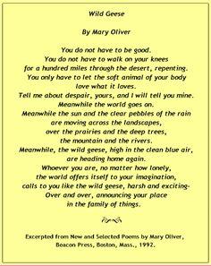 mary oliver soft animal - Cerca con Google