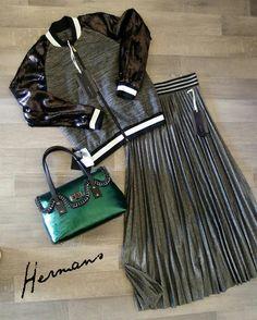 Today's outfit  #HERMANS  #CONCEPTSTORE  Corso Vittorio Emanuele 35 Palagiano  Per ordini e spedizioni: ☎WHATSAPP 3479037482  zahjr Imperial imperialfashion imperialpugliabasilicata