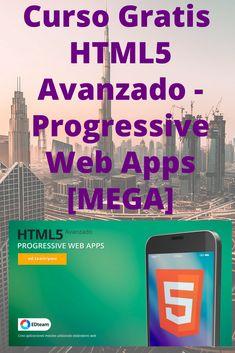 Descripción de: Progressive Web Apps Las progressive web apps (PWA) nos permiten tener aplicaciones web HTML5 que se comportan como aplicaciones nativas del teléfono. Estas nos brindan múltiples ventajas en el desarrollo web/movil. Si ya tienes conocimientos básicos...