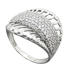 Ring, mit vielen Zirkonias, Silber 925 Dreambase http://www.amazon.de/dp/B014EIXVFO/?m=A37R2BYHN7XPNV