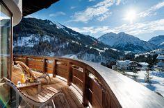 Winter im Kleinwalsertal erleben im Travel Charme Ifen Hotel
