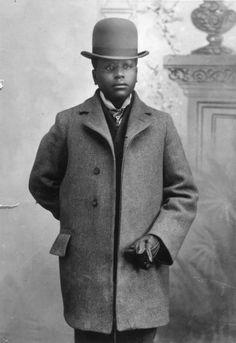 African American Man, c1890s. Missouri State Archives via Missouri Digital Heritage.