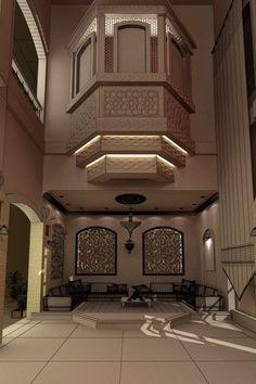 living and Arabic Majlis