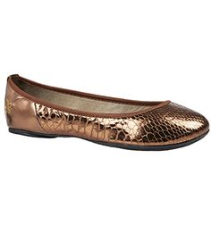 Butterfly Twists Vivienne Pumps Bronze Metallic - Flats