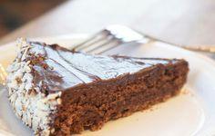 Julia Child's famous chocolate almond cake ----  YUMMMMMMMM!  Need to make this real soon!!!
