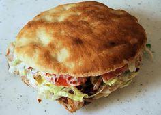 Rota dos Sabores: 23ª Receita: Döner Kebab - Turquia