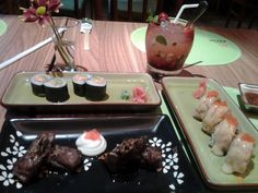 Sushi Kachi, Mal Kasablanka, Jakarta