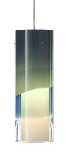 "3.63"" Capri Glass Cylinder Pendant Shade"