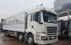 xe tải thùng shacman 2015 nhập khẩu nguyên chiéc