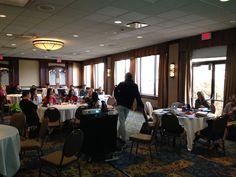 Kicking off the 2nd Annual POTA Leadership Development Workshop! #POTALeadership