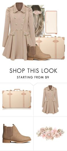 """I am on a mission🚢🔍"" by hannahmcpherson12 ❤ liked on Polyvore featuring Globe-Trotter, H&M, Accessorize and Kate Spade"