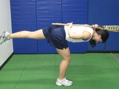 ACL Injury Prevention: Single leg deadlifts