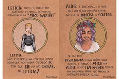 Carol Rossetti: ilustrações contra o preconceito   P3
