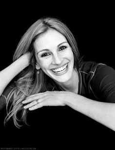 Julia Roberts by Andy Gotts