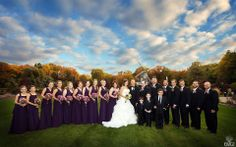 How big is your bridal party?  Fritz Photography  www.fritzphotographyct.com  www.facebook.com/fritzphotography