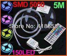 Wireless Rf Touch Controller Initiative Led Strip Set 10m Smd 5050 Rgb 12v 3a Power Supply Adapter