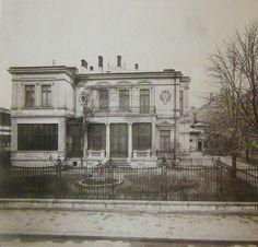 Nicu, Bucharest, Time Travel, Istanbul, Art Nouveau, Dan, Louvre, Houses, Exterior