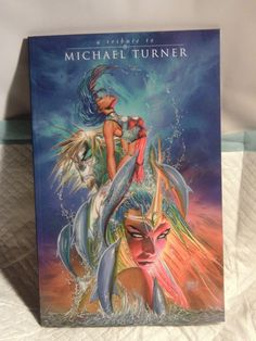 A TRIBUTE TO MICHAEL TURNER-FIRST PRINTING 2008-