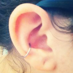I just want a simple ring for my conch. Soon!