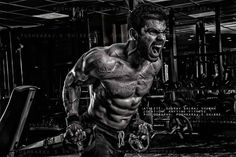 K 11 Fitness Academy ... Pic: Pushkaraj S Shirke #bodybuilding #fitness #mus… | Pinteres