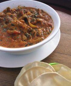 A Taste of Africa - Kenyan Chicken Curry