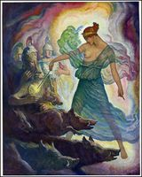 Homer's Odyssey, Book 10: Circe, the Bewitching Goddess of Aeaea (2 of 3) - Myth, culture, and consciousness