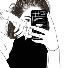Image via We Heart It #outlines