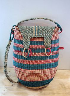 for carting around knitting project? Where can I get one?